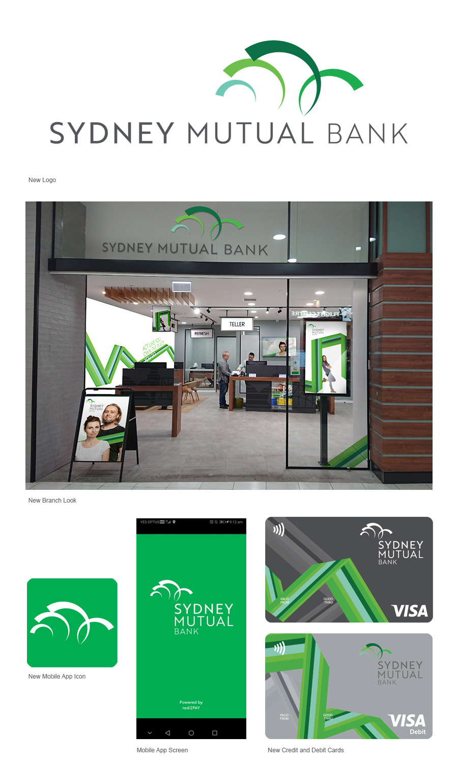 Sydney Mutual Bank new brand